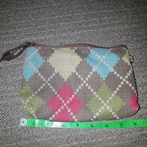 Thirty-one zippered pouch